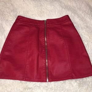3 for $15 Red skirt NWOT